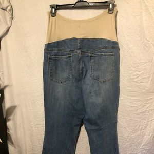 Maternity Jeans by Old Navy size 18